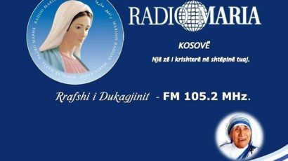2019.02.05 Radio Maria in Kosovo