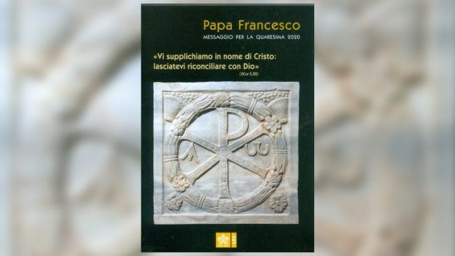 教皇フランシスコの2020年度四旬節メッセージ