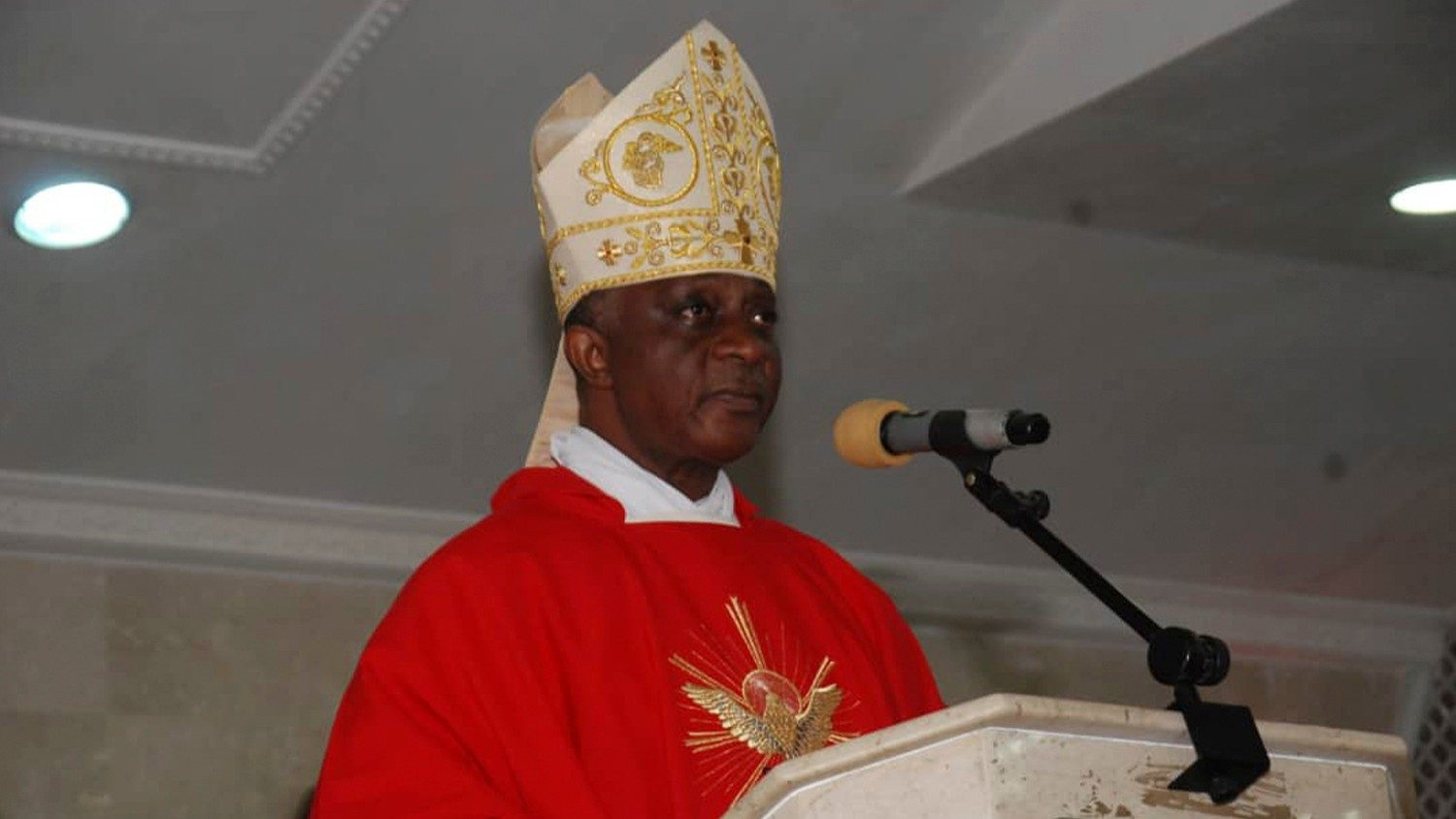 Nigeria: Archbishop Martins calls for a return to the true spirit of Federation - Vatican News