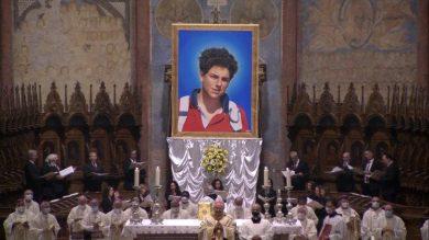 Thánh lễ phong chân phước Carlo Acutis