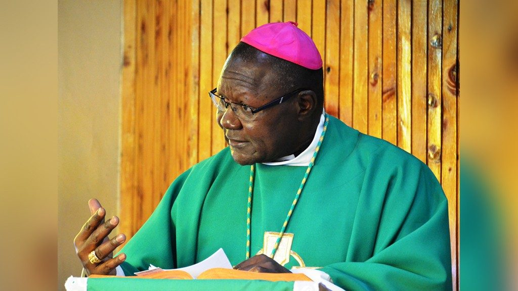 Bishop Oballa: Increase in Gender Based Violence is worrying - Vatican News