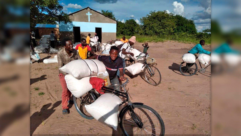 Zambia: Caritas Kasama' solidarity with flood victims - Vatican News