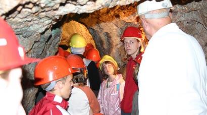 Die Weisse Grube in Imsbach