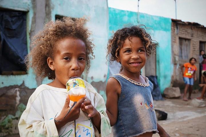 Criancas-Favela