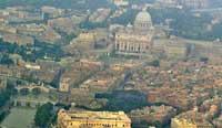 Rom aus der Luft