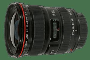 Canon 17-40mm F/4.0L