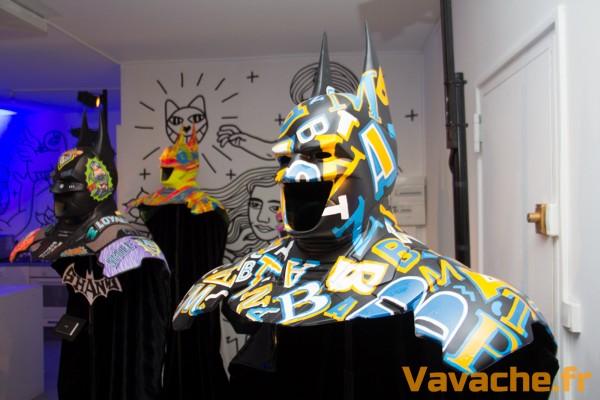 Exposition Batman sous le Masque et la Cape