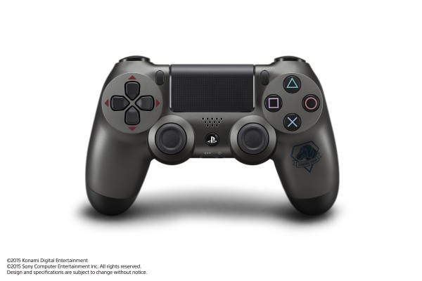 Dualshock 4 Edition Metal Gear Solid V: The Phantom Pain