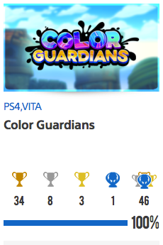 Platine Color Guardians