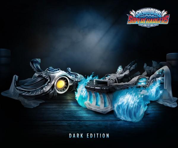 Skylanders SuperChargers Dark édition révélation