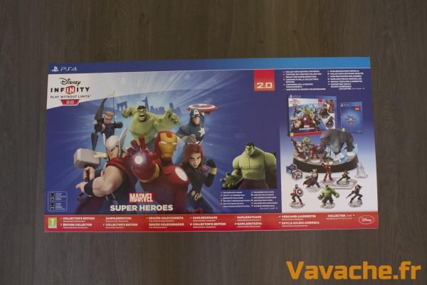 Disney Infinity 2.0 Marvel Super Heroes Edition Collector