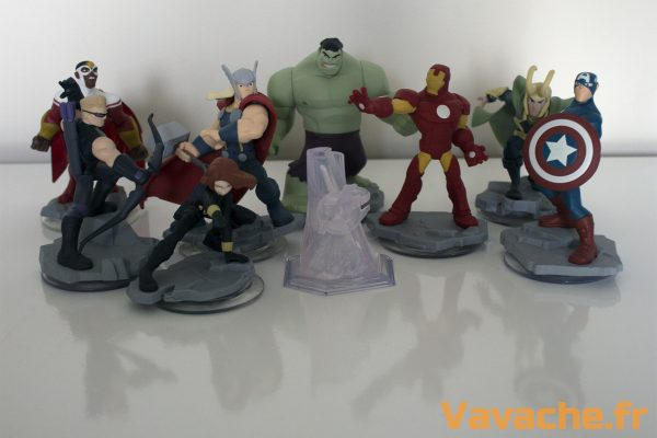 Disney Infinity Collection Avengers