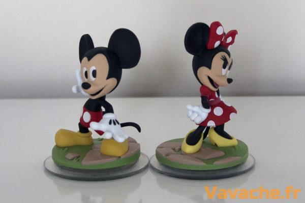 Disney Infinity Collection Mickey et Minnie