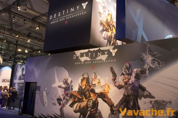 Gamescom 2015 Destiny Le Roi des Corrompus