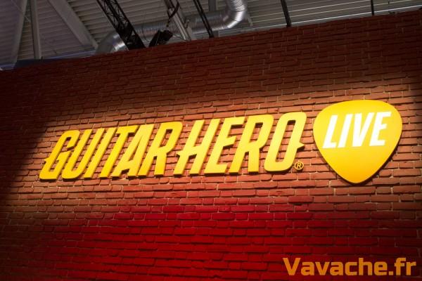 Gamescom 2015 Guitar Hero Live