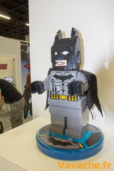 Gamescom 2015 LEGO Dimensions Batman
