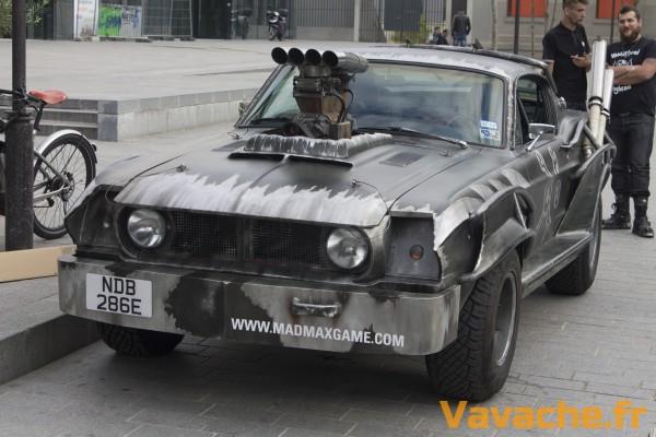 Evènement Mad Max