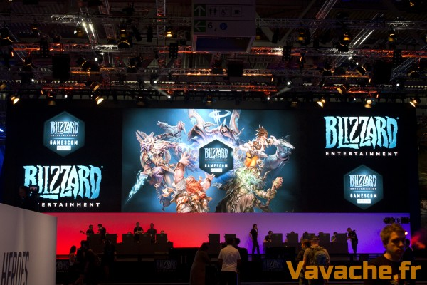 Gamecom 2015 Blizzard Entertainment