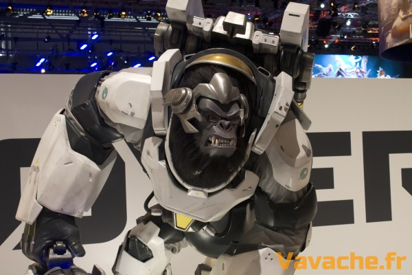 Gamecom 2015 Blizzard Entertainment Overwatch