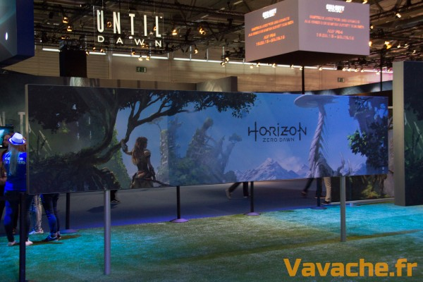 Gamescom 2015 Horizon Zero Dawn