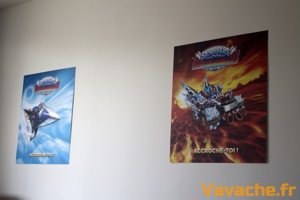 Showroom Activision septembre 2015