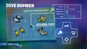Dive Bomber Mods Performance 2