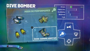 Dive Bomber Mods Performance 4