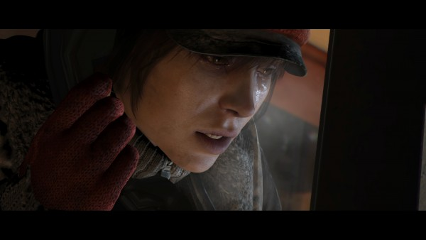 Beyond Two Souls Remastered