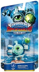 Single Pack Skylanders Dive-Clops