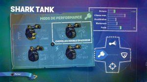 Skylander SuperChargers Shark Tank Mod