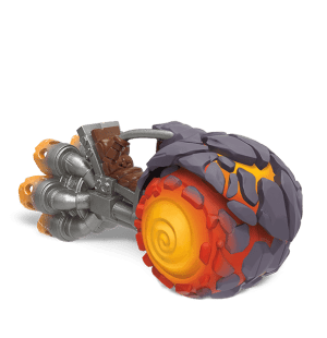 Skylanders Burn-Cycle