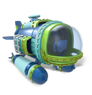 Skylanders Dive Bomber