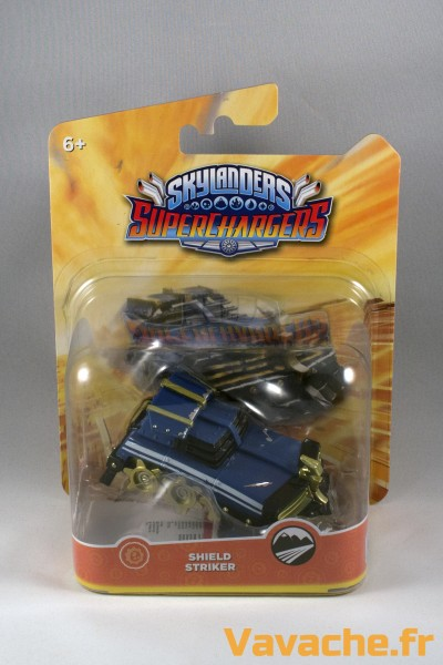 Skylanders SuperChargers Shield Striker