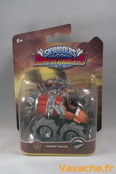 Skylanders SuperChargers Thump Truck
