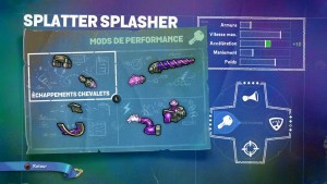 Skylanders SuperChargers Splatter Splasher Performance
