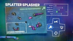 Skylanders SuperChargers Splatter Splasher Performance