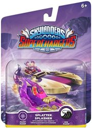 Single Pack Skylanders Splatter Splasher