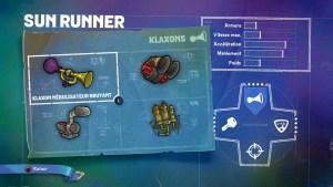 Skylanders Sun Runner Klaxon