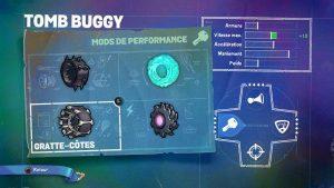 Skylander SuperChargers Tomb Buggy Mod