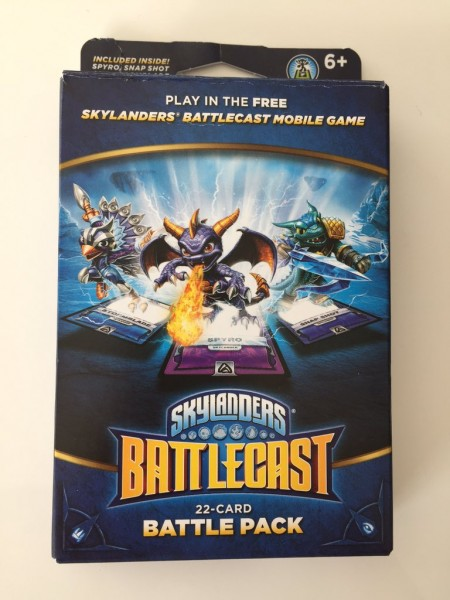 Skylanders Battlecast Battle Pack