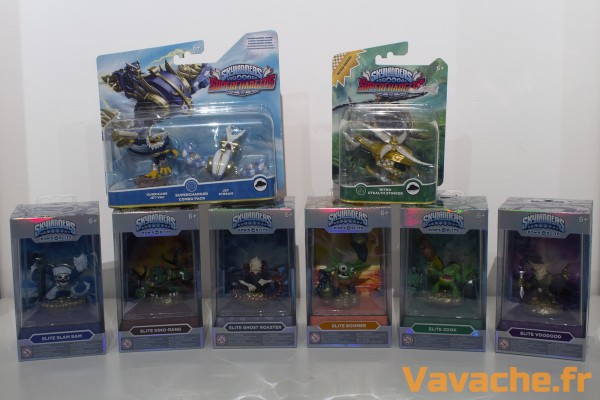 Skylanders SuperChargers Eon's Elite et complément