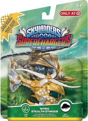 Single Pack Skylanders Nitro Stealth Stinger