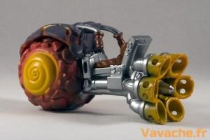 Skylanders SuperChargers Burn-Cycle