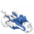 Skylanders SuperChargers Power Blue Gold Rusher