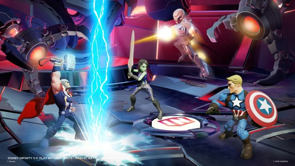 Disney Infinity 3.0 Marvel Battlegrounds