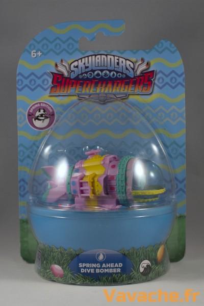 Skylanders SuperChargers Spring Ahead Dive Bomber