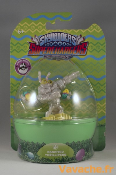 Skylanders SuperChargers Eggcited Thrillipede