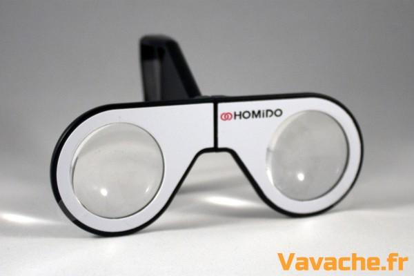 Lunettes VR Homido Mini