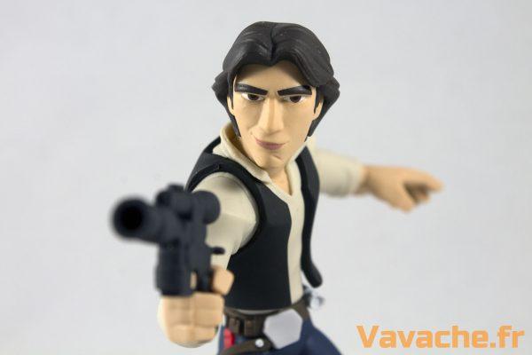 Figurine Disney Infinity Star Wars Han Solo