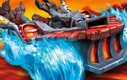 Skylander Hot Streak
